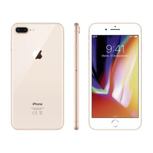 iPhone 8 plus 64 Go or - iPhone reconditionné