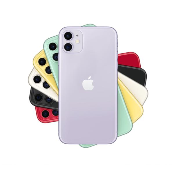iPhone 11 64 Go - Blanc - iPhone reconditionné
