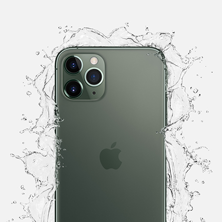 iPhone 11 pro 64 Go - Vert nuit - iPhone reconditionné